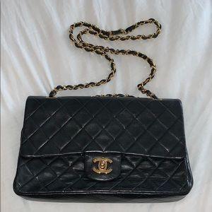 Chanel Vintage Classic Flab Bag